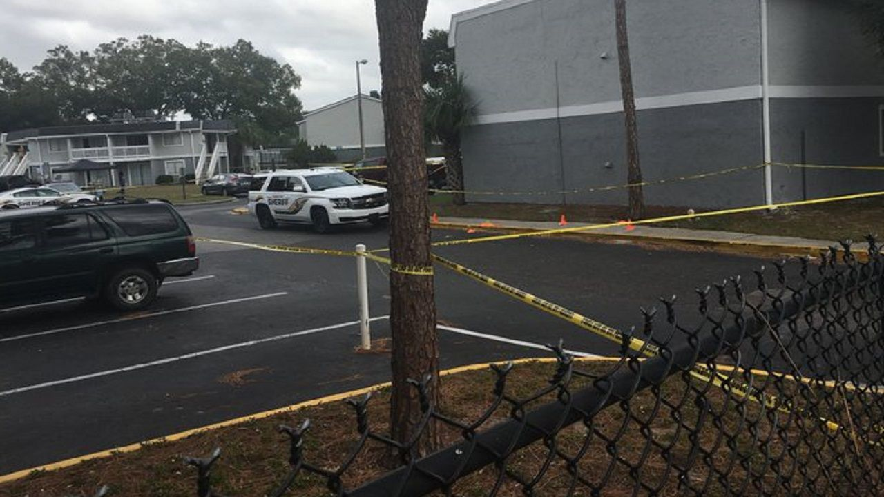 Sheriff: Deputies Shoot, Kill Man After He Stabbed His Mother