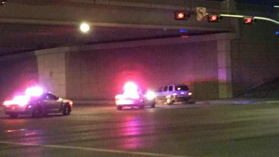 Travis County Deputy Injured in Tuesday Morning Crash