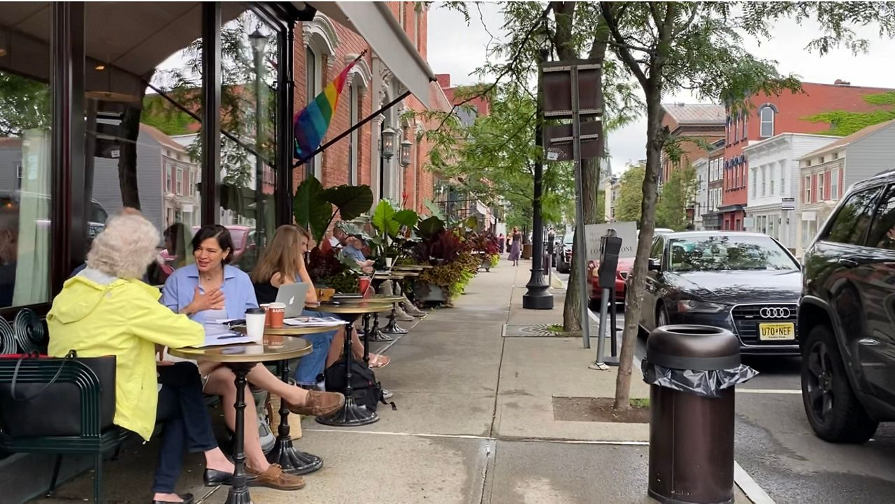 Booming housing market boosts small Hudson city