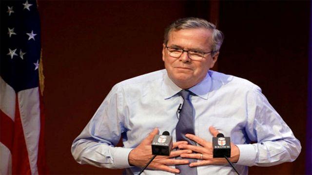 Jeb Bush: hay que terminar separación de familias