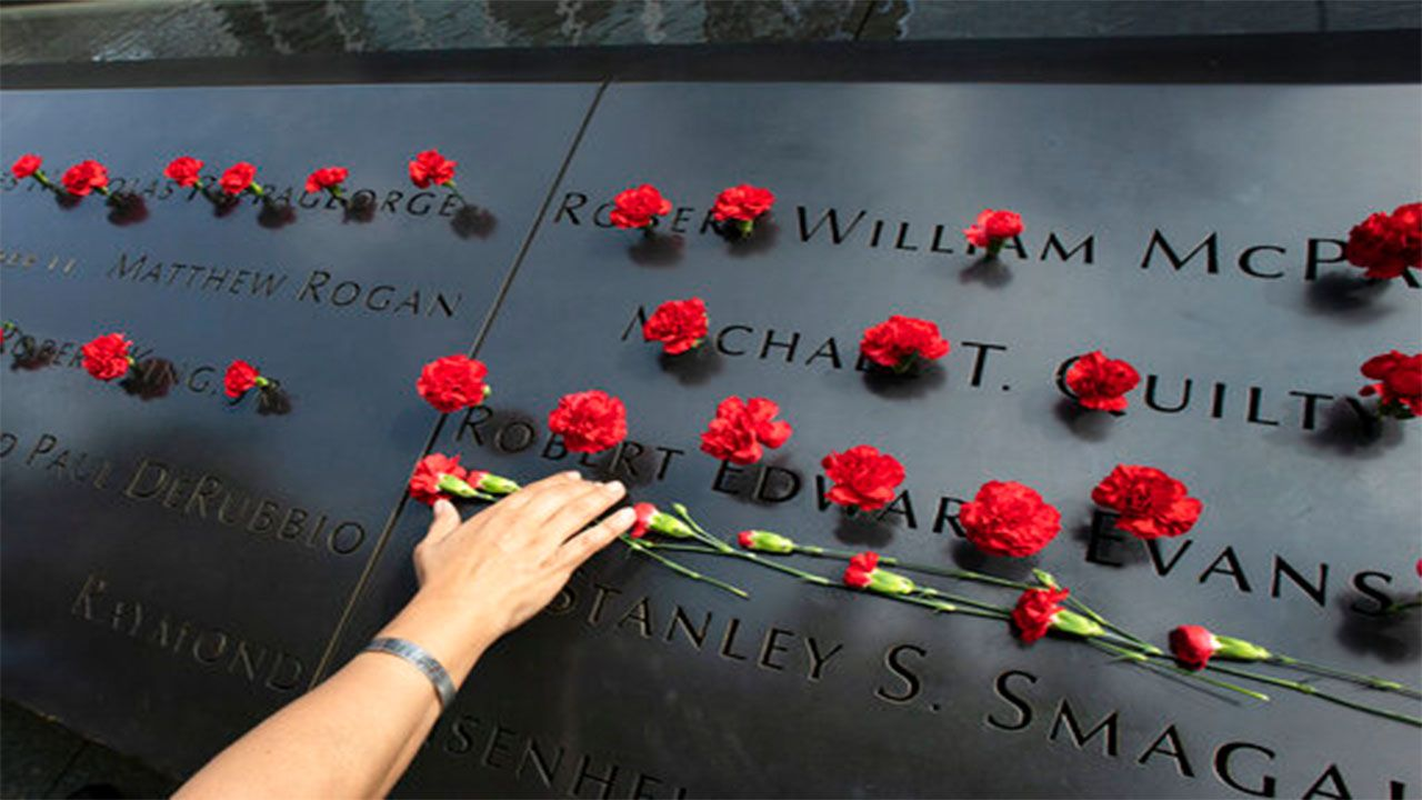 Monumento. 9/11.