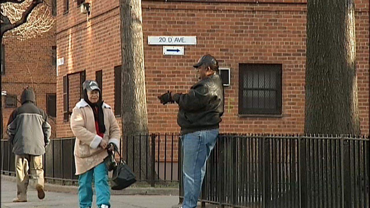 Inquilinos de NYCHA llevan su protesta ante los juzgados
