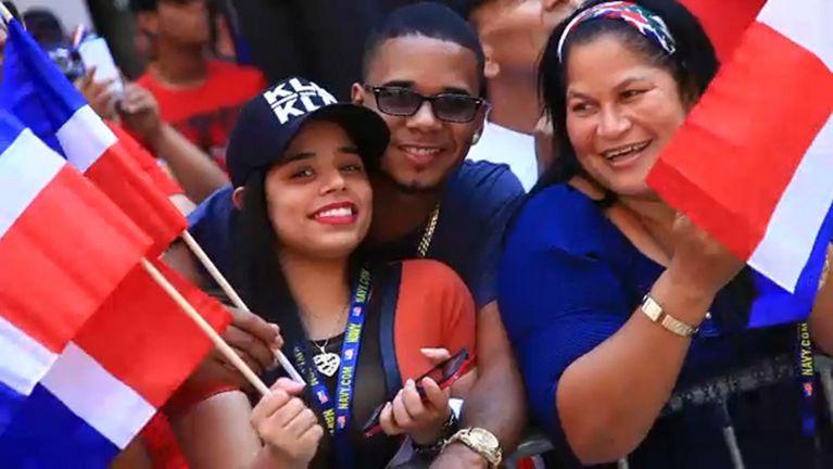 El Desfile del Día Dominicano celebra 36 años en Nueva York