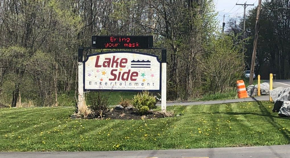 DAILY DEBRIEF: Cayuga Nation, officials in Cayuga County explore possibility of larger casino, hotel