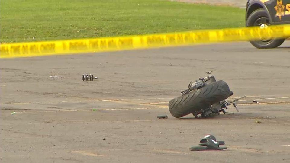 Man Killed In Salina Motorcycle Crash