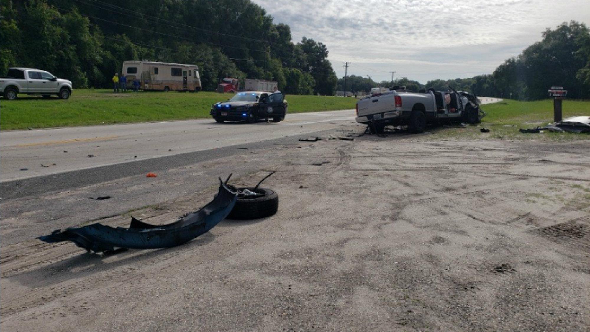 Fatal Crash Closes Part Of US 301
