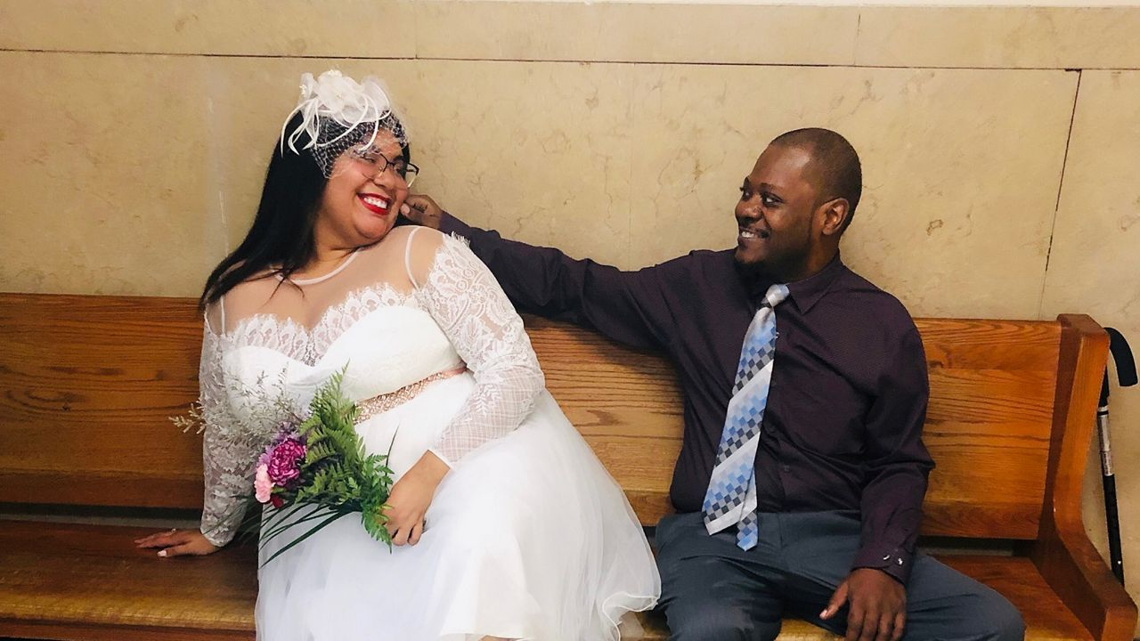 Bronx Love: After Two Open-Heart Surgeries, They Say, 'I Do'