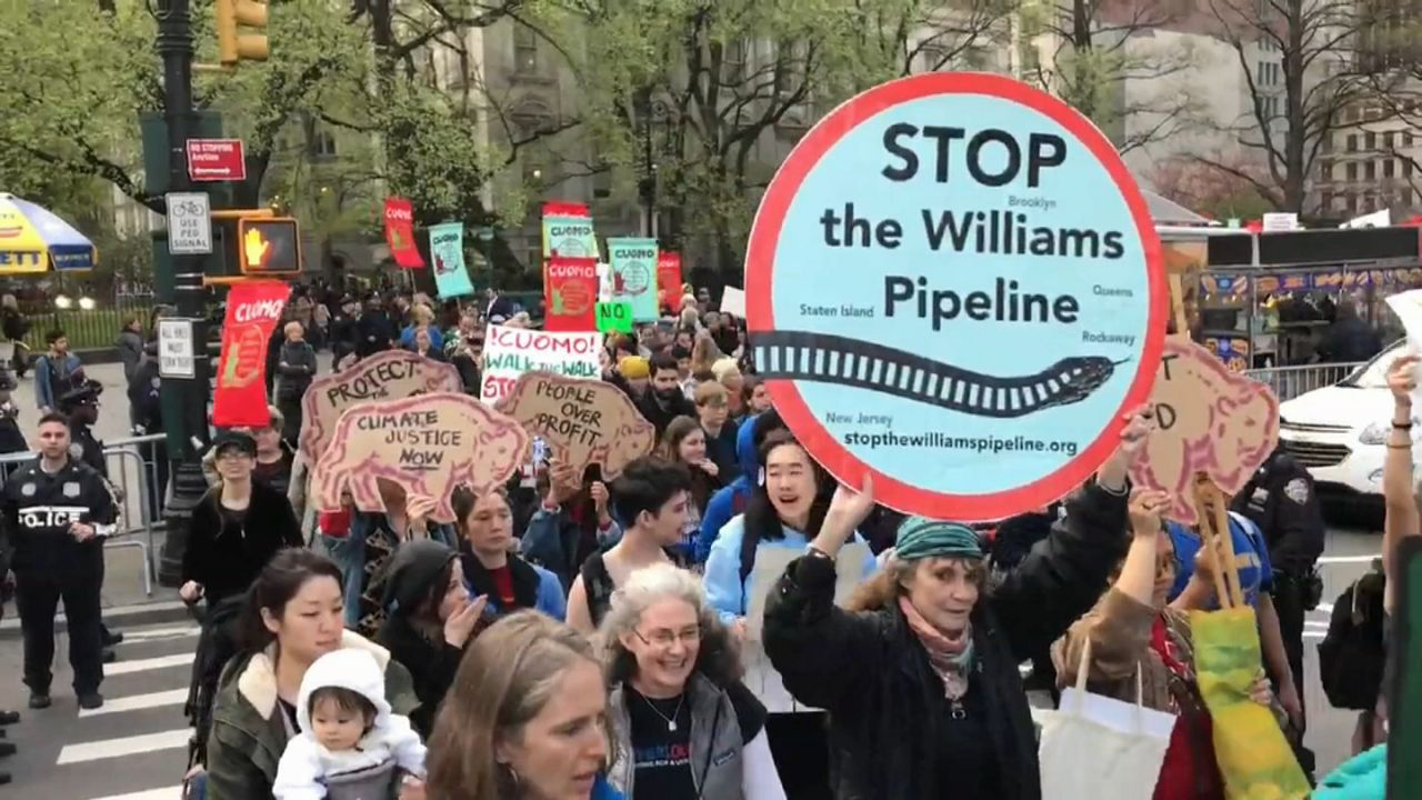 NY Denies Water Permit to Build Pipeline for Gas, Wants to Build Transmission Line Instead