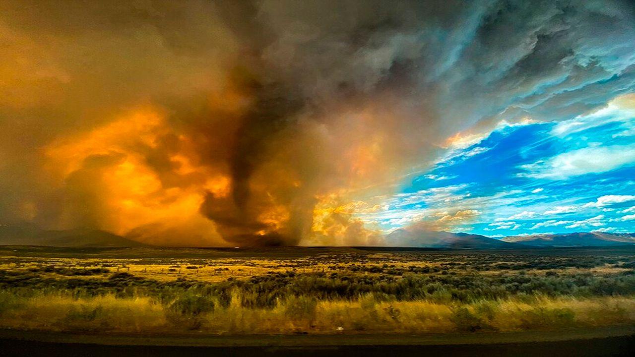 What Is A Fire Tornado