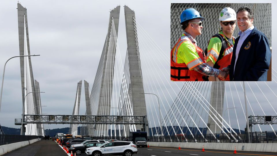 State AG Investigating Potential Cuomo Bridge Cover Up