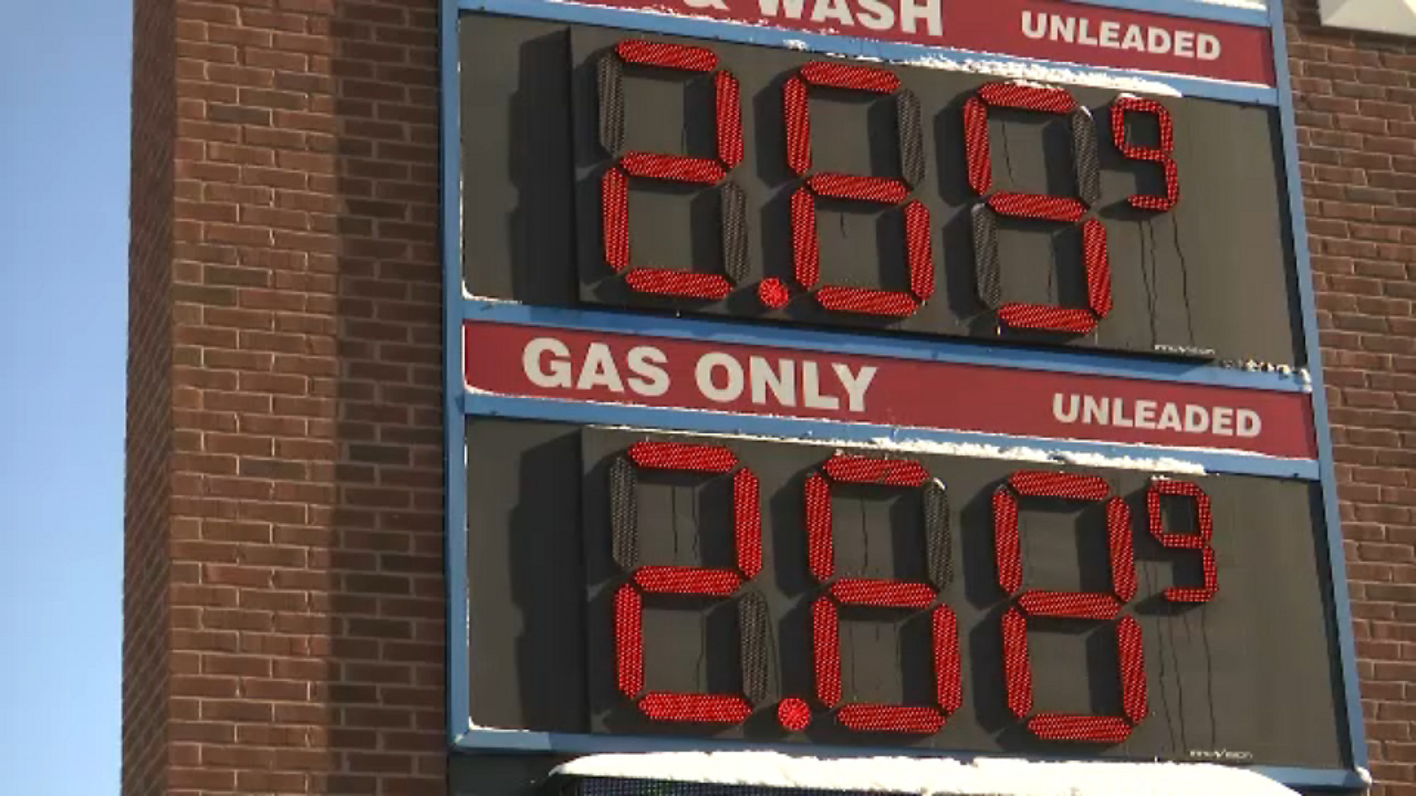Gas Prices In Florida >> Florida Gas Prices Declining After Surprise Hike