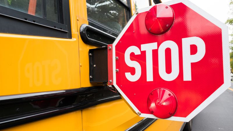 Forsyth County Cracking Down on School Bus Passers