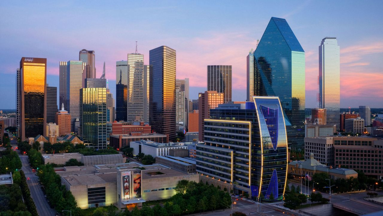 """Survey Ranks Texas the """"Best State for Business"""""""