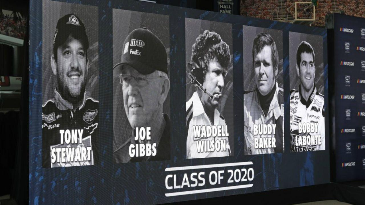 Joe Gibbs Racing Race Used Kyle Busch 18 Denny Hamlin 11 Tony Stewart 20 JGR