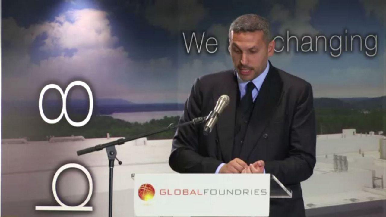 CEO of GlobalFoundries' parent company visits Malta