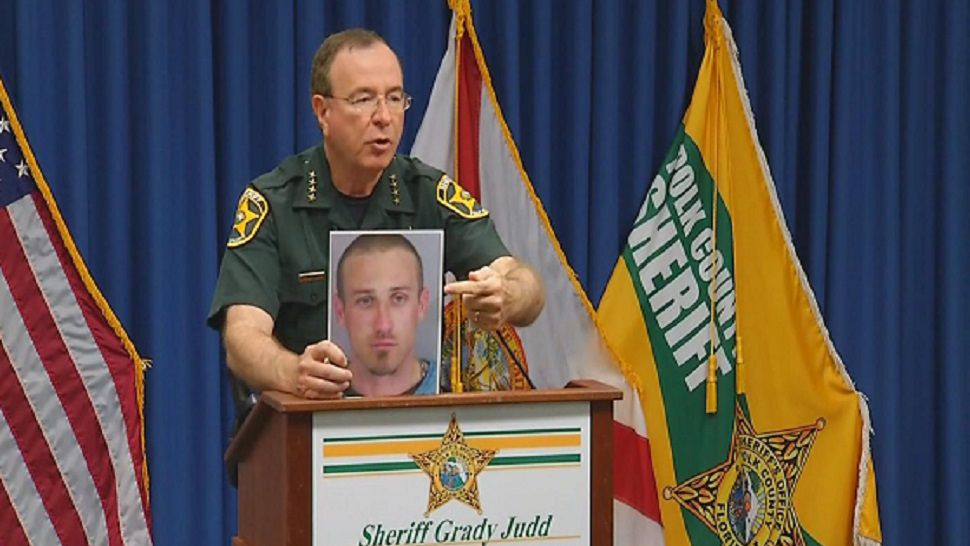Polk Sheriff On Captured Murder Suspect: