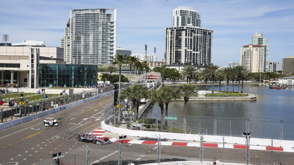 Firestone Grand Prix of St. Petersburg to Host Spectators for October 23-25 Event