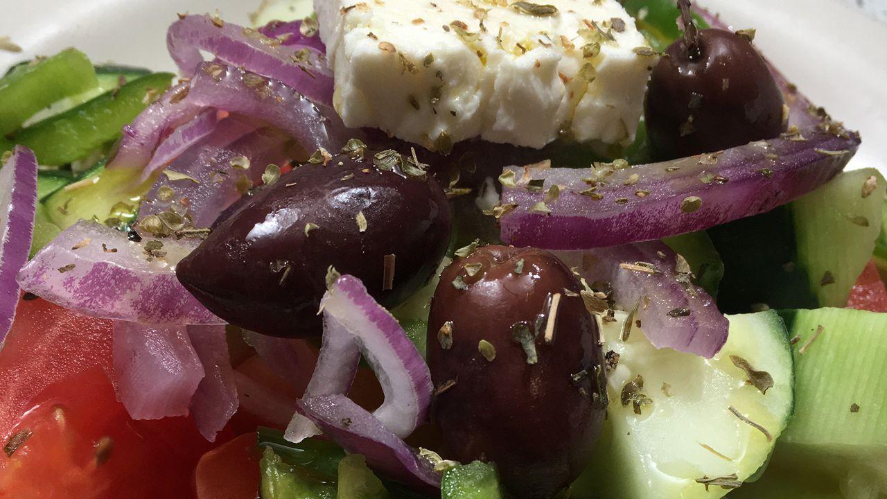 38th Annual Tampa Greek Food Festival Held This Weekend