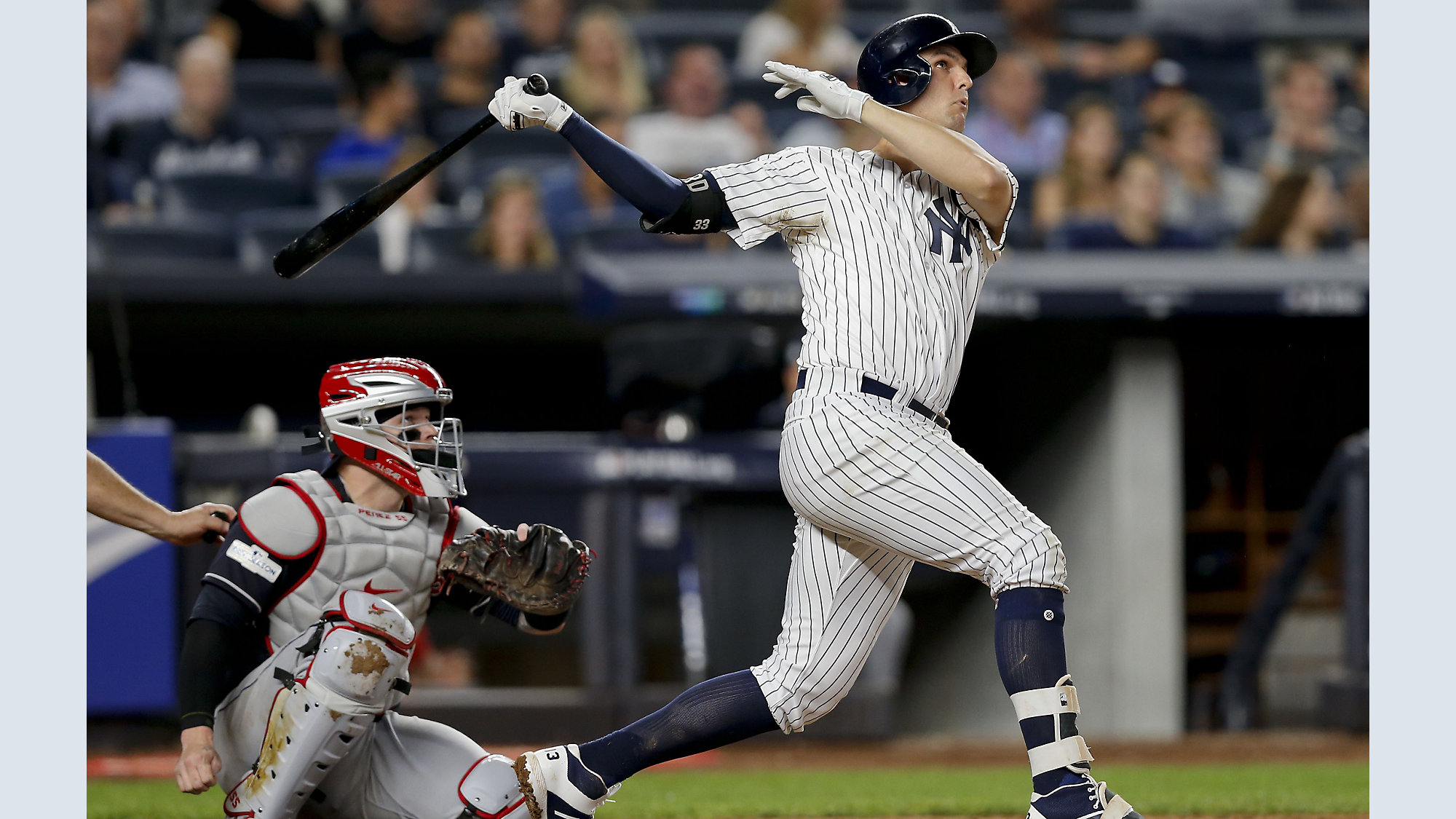 Yankees keep season alive with 1-0 win over Indians