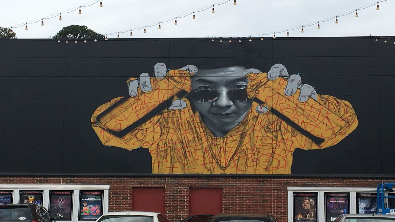 Muralist Greensboro Nc