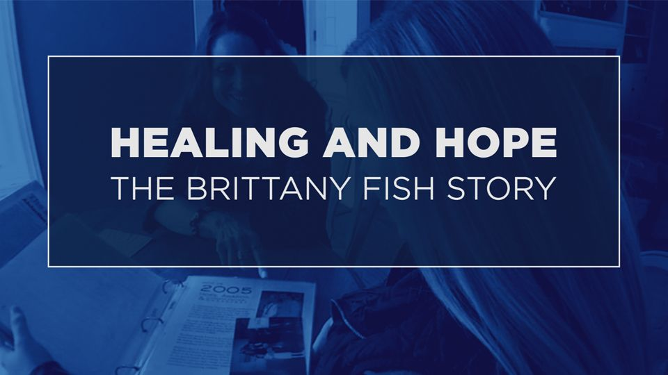 2664482162 From nightmare to miracle  Brittany Fish details life since kidnapping