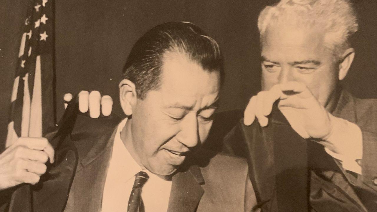 spectrumnews1.com: West Justice Center to Bear Name of Pioneer Stephen K. Tamura