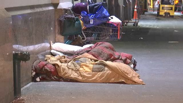 local group tallies number of homeless in rochester