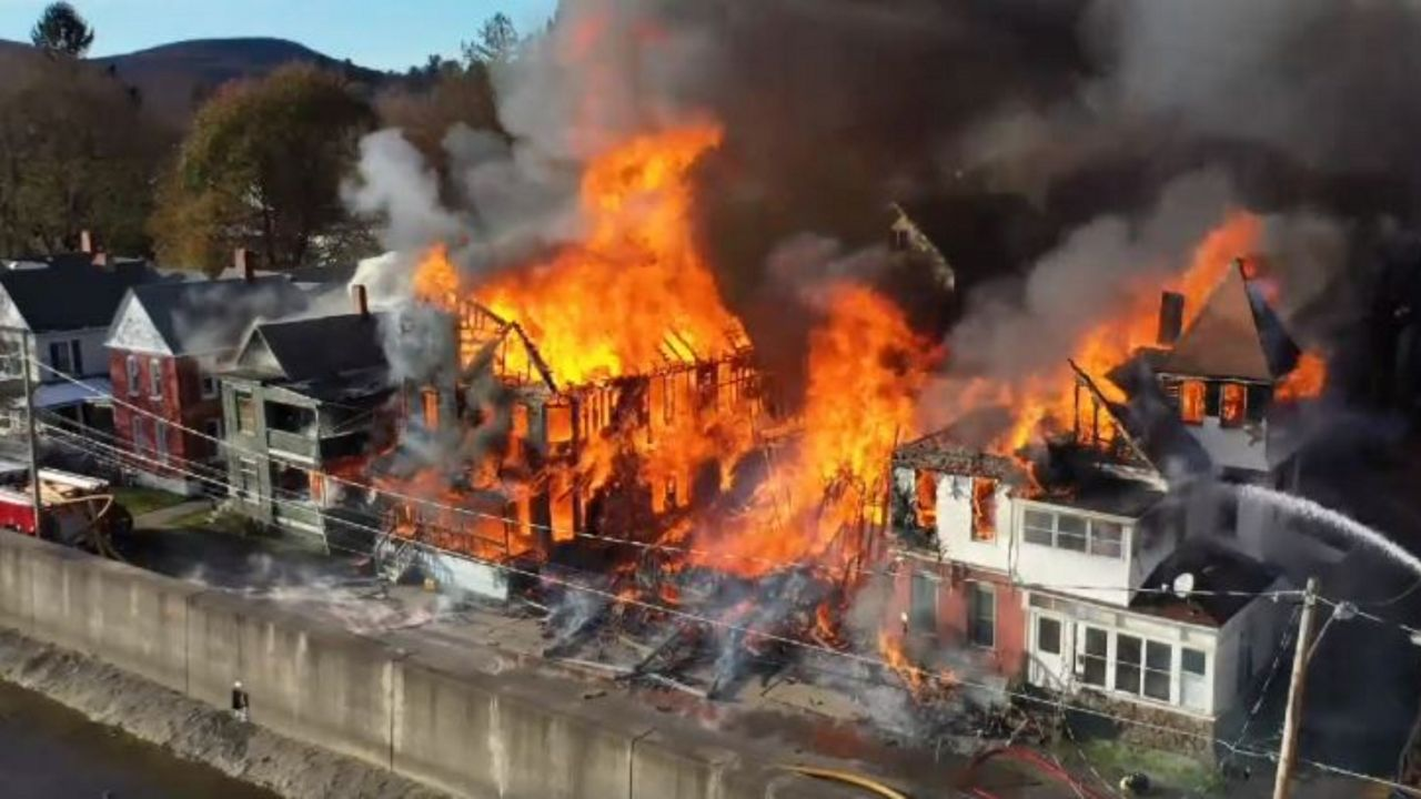 Cause of massive Hornell fire remains under investigation