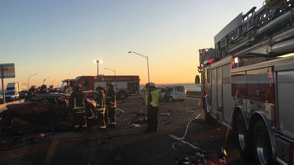 Howard Frankland crash