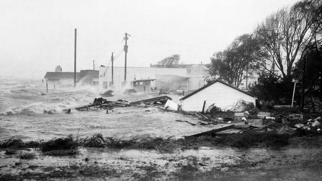 65 Years Since North Carolina's Strongest Hurricane