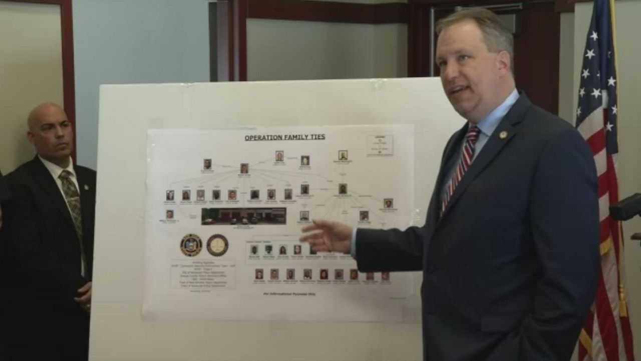 Drug dealers sentenced for roles in Newburgh ring