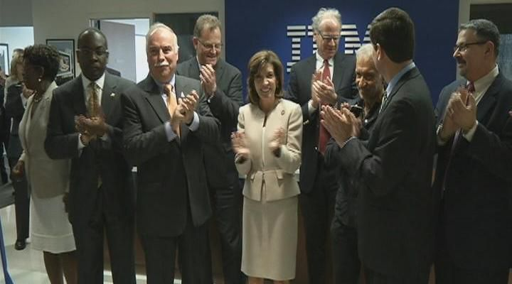 first phase of ibm u0026 39 s buffalo innovation center is now open