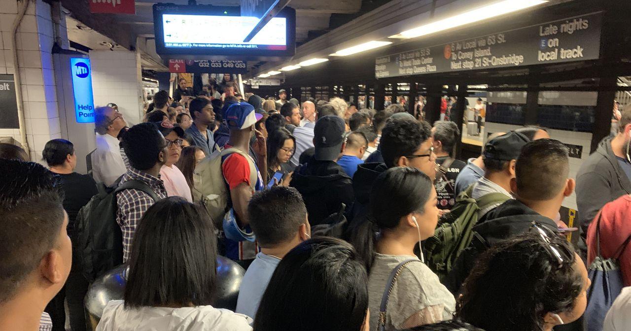 Transit | New York City Transit | Spectrum News NY1