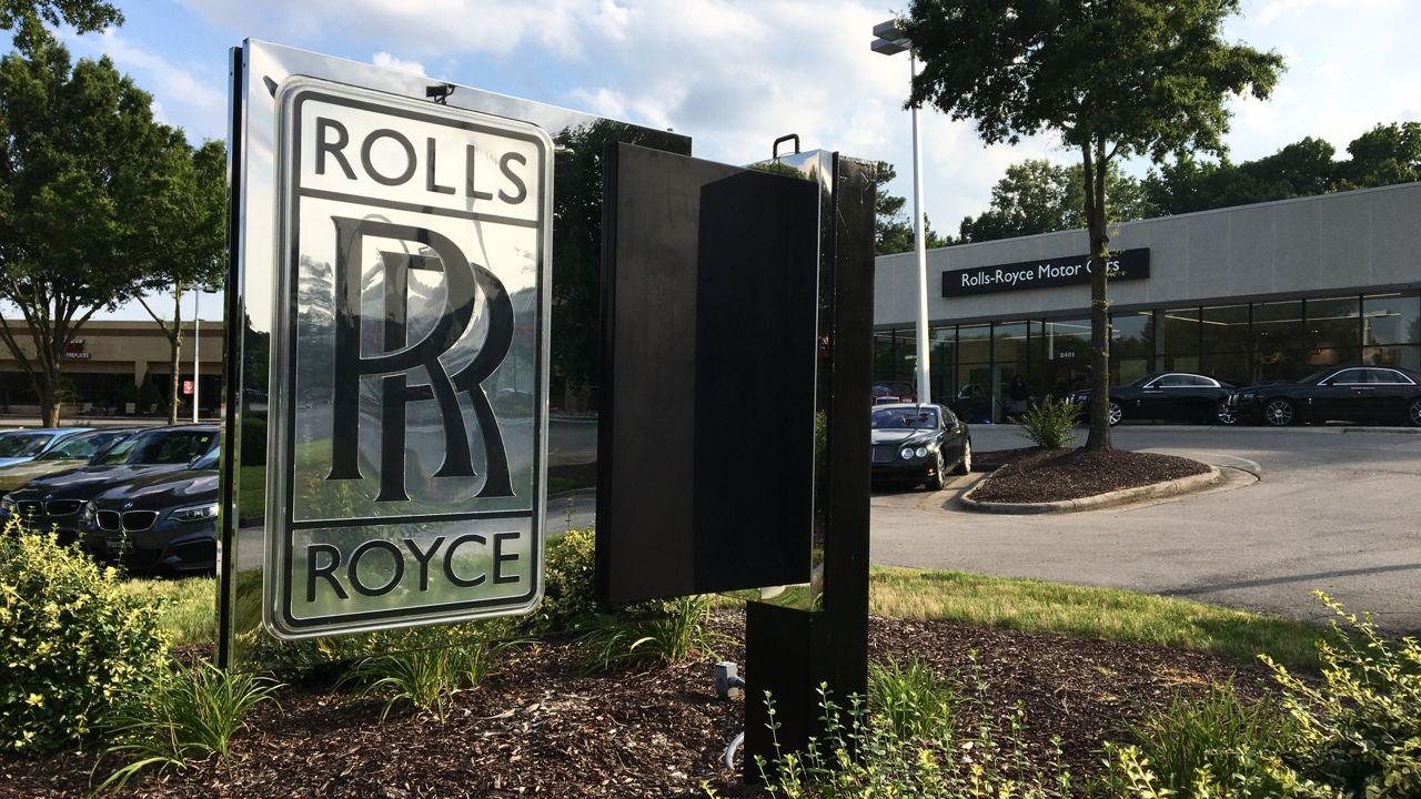 Rolls Royce Dealers >> Rolls Royce Dealership In Raleigh First Of Its Kind