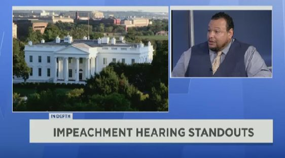 In Depth: Impeachment Hearings Wrap Up for the Week