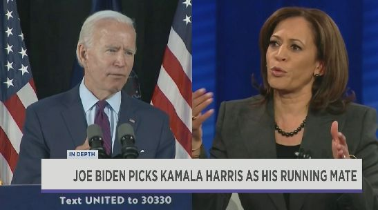 In Depth: Joe Biden Picks Kamala Harris as His Running Mate