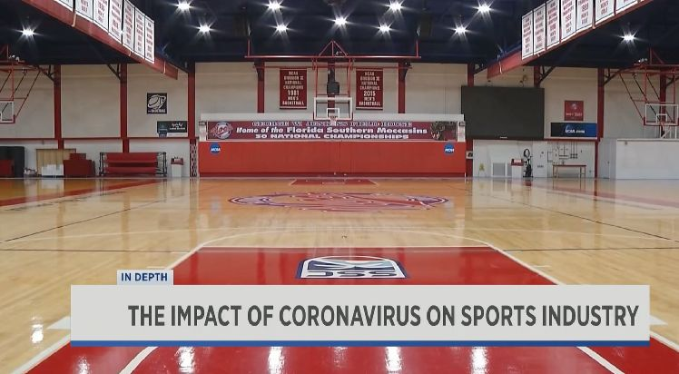 In Depth: Coronavirus Impact on Sports Industry