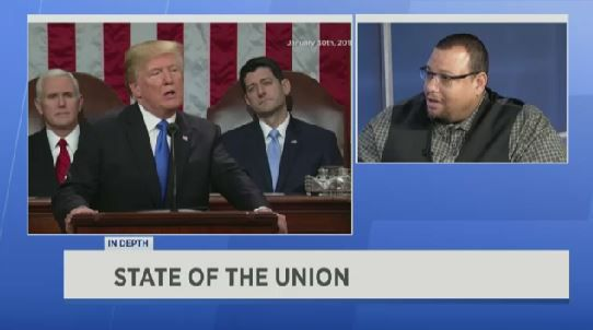 FAMU Law Analyst Discusses Trump's 2nd State of the Union