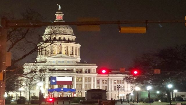 Inauguration Day Festivities Set for Texas Capitol