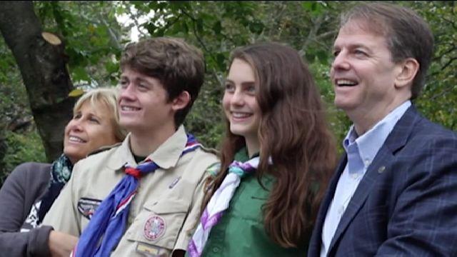 City teen on a mission to break down Boy Scouts gender barrier