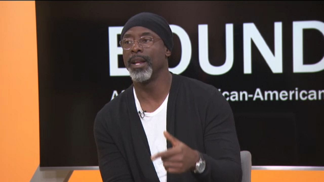 Actor Isaiah Washington Discusses Film Project 'Bound'