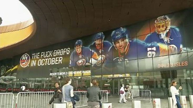 Newsday: Fate of Islanders' planned move to Belmont from