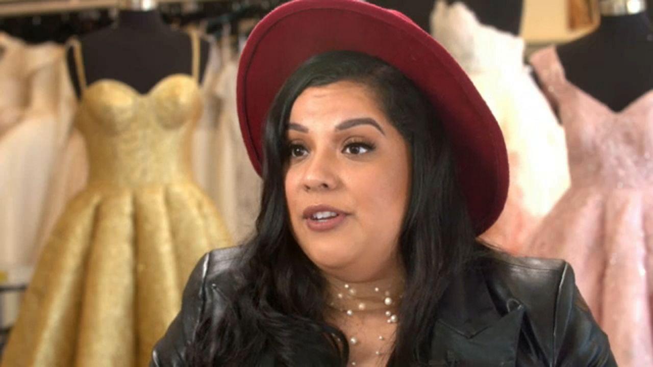 Fashion Designer Johana Hernandez On La Stories