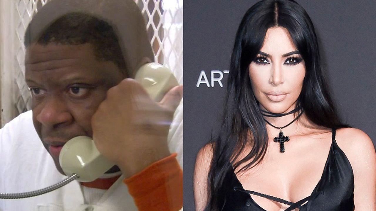 Kim Kardashian West Advocates for Texas Death Row Inmate Rodney Reed