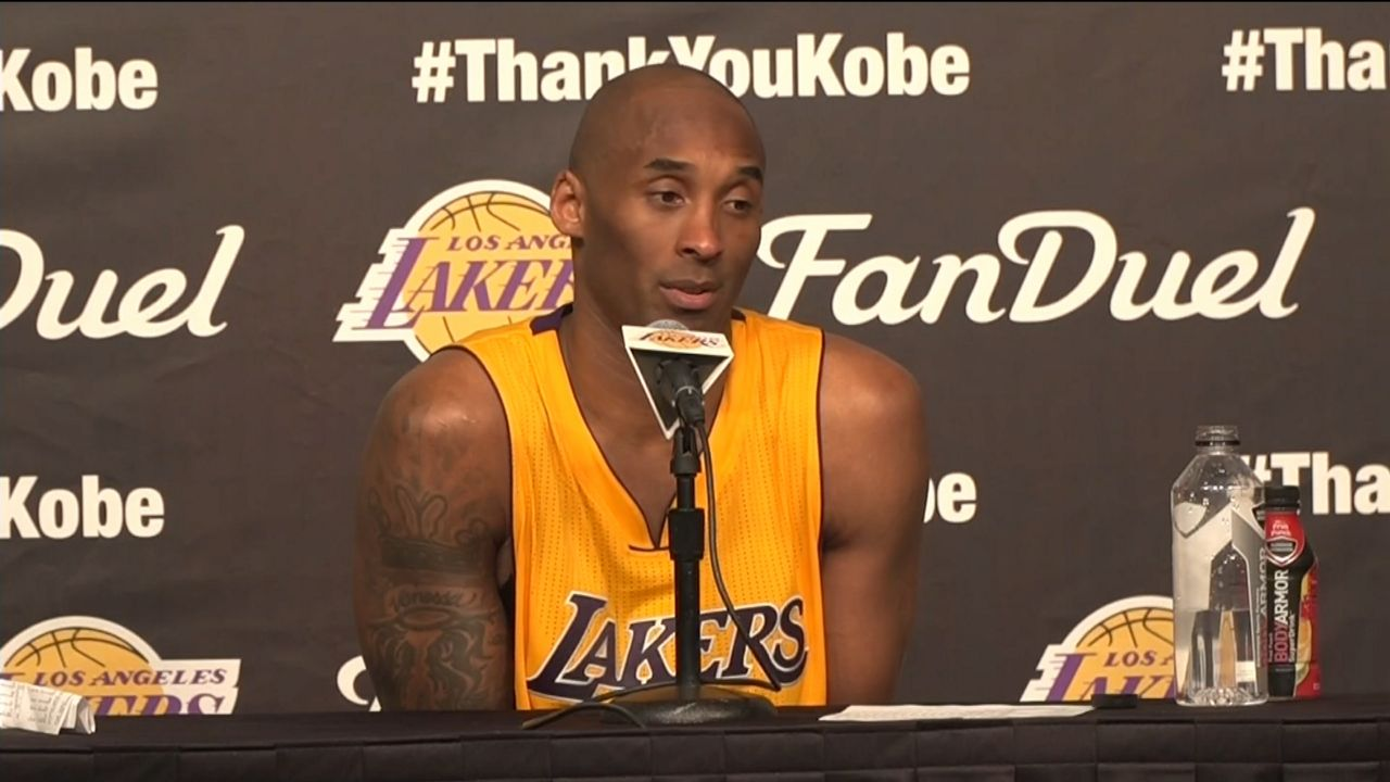 Charlotte Hornets React to News of Kobe Bryant's Death