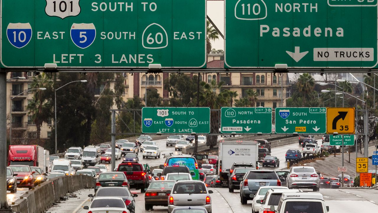 los angeles tops charts nationwide for traffic stress