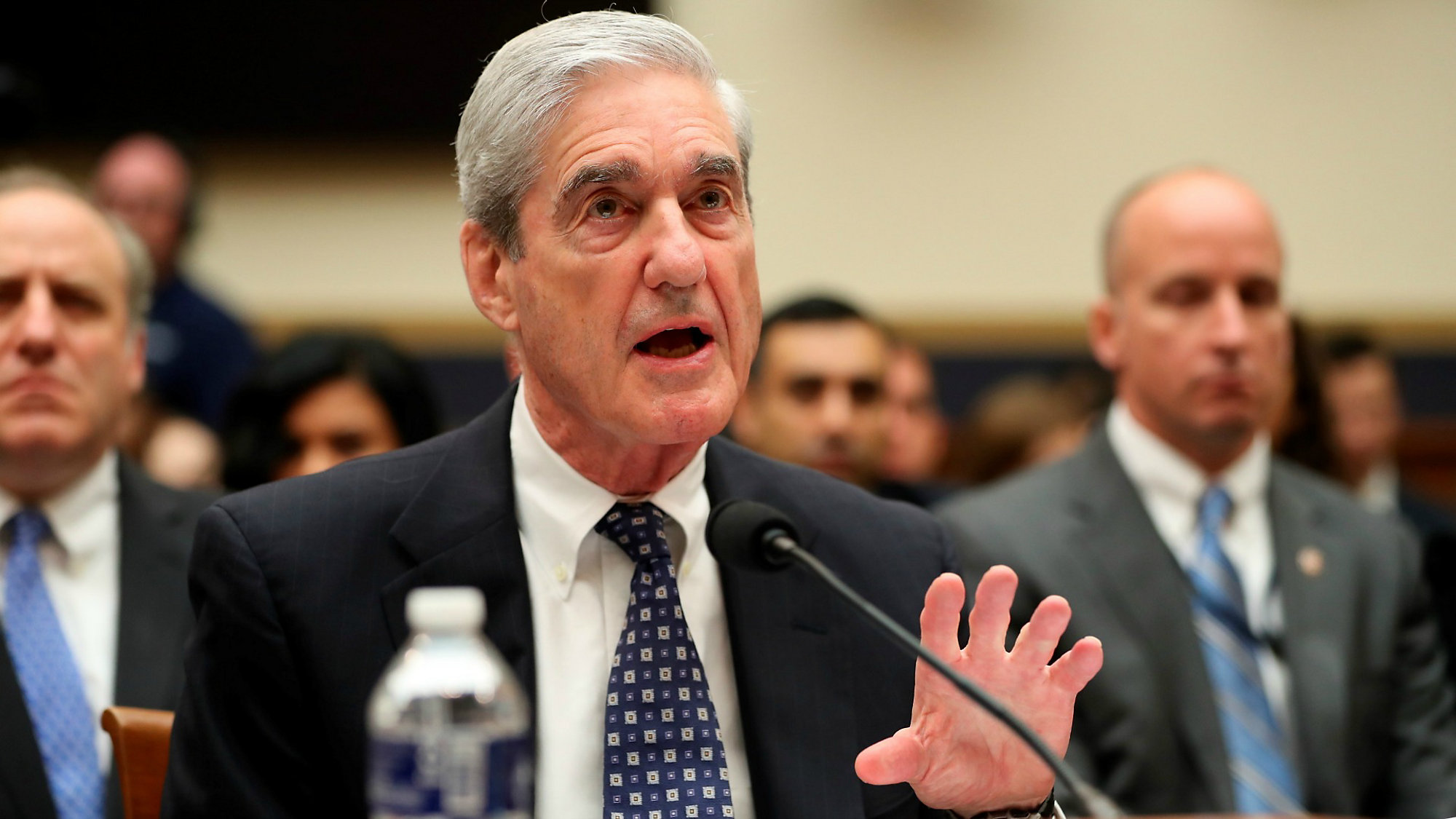 Mueller: Investigation is
