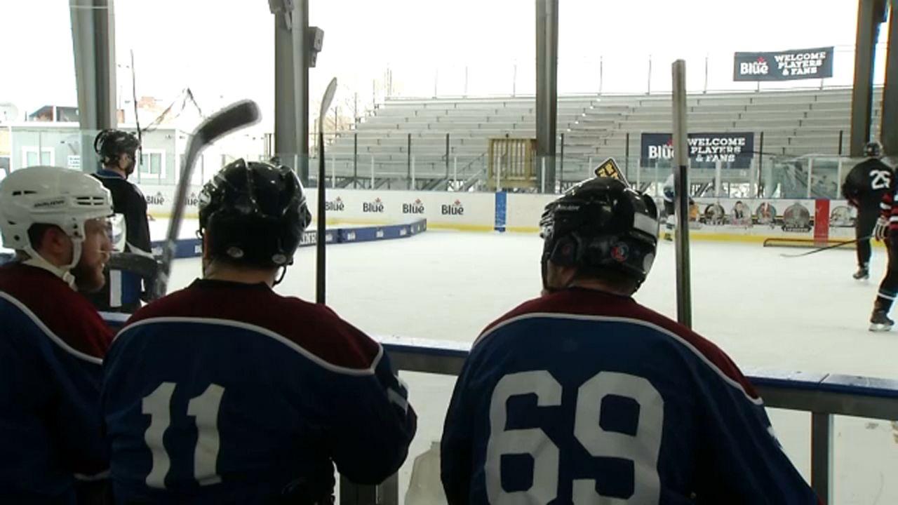 Labatt Blue Pond Hockey Tournament