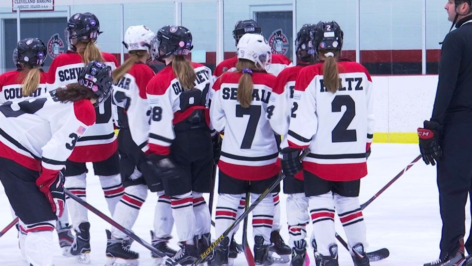 ohio girls hockey team will compete on international stage