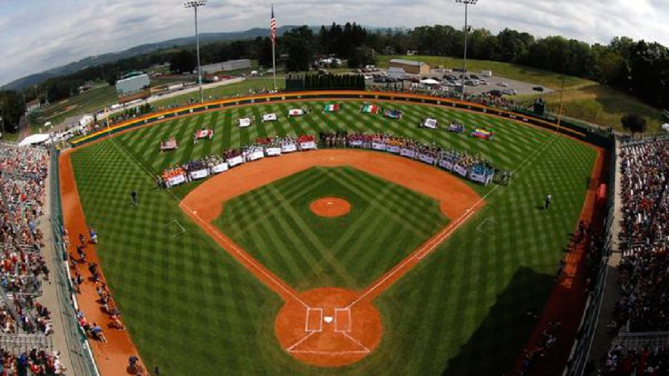 Slugger from Palm Harbor wins home run derby at LLWS